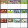 MAJOBA - Birthday Calendar 'Meadows and Gardens'
